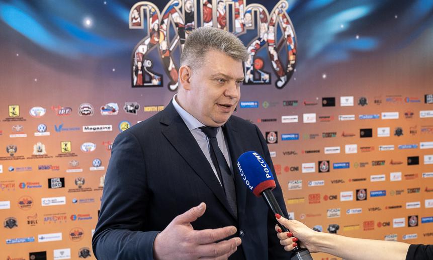 Андрей Багрецов.