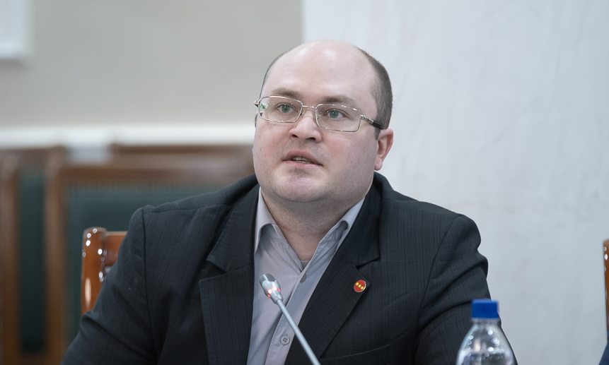 Андрей Якимов.