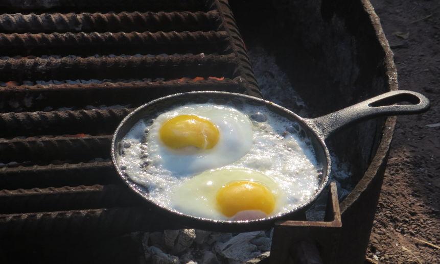 Американцы начали готовить дома и это сломало рынок яиц в США.