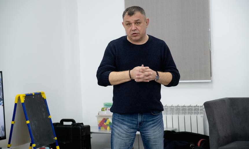 Алексей Нестеренко.