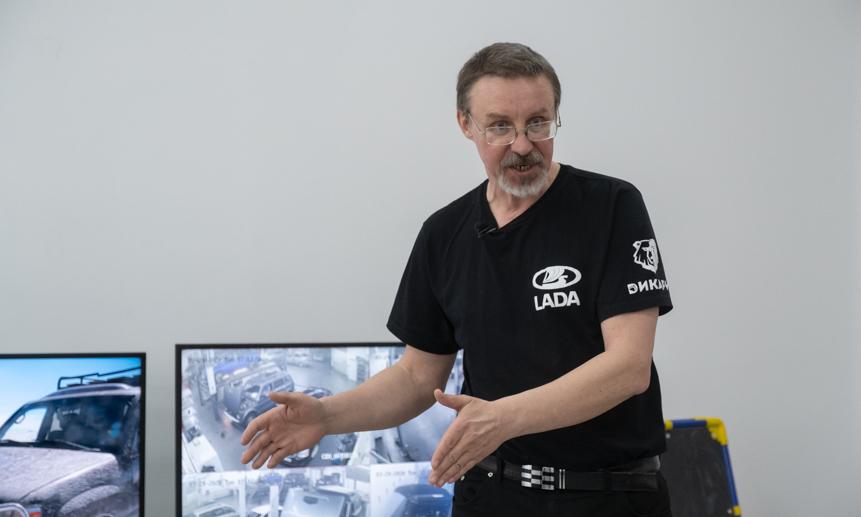 Пётр Груздев.