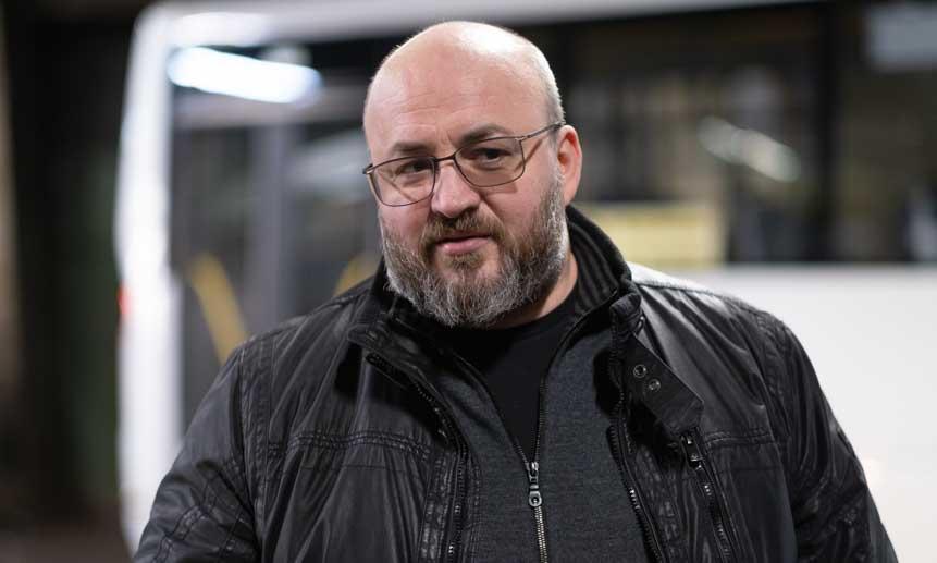 Руководитель ООО «Автоперевозки» Николай Карягин.
